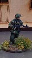 LTD20 WW2 Waffen SS late war trooper with sTg44