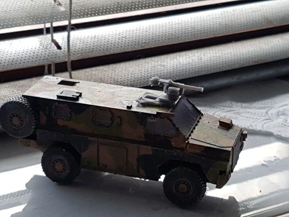 VMA02 Modern Australian Bushmaster with RWS .50 CAL