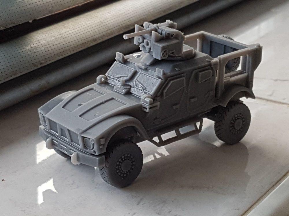 VMUS01 Modern US M-ATV with .50 Cal CROW 2 RWS