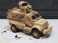 VMUS03 Modern US MRAP Maxxpro M1224 with GPK 50cal Turret