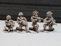 Mk408 Modern British kneeling fireteam