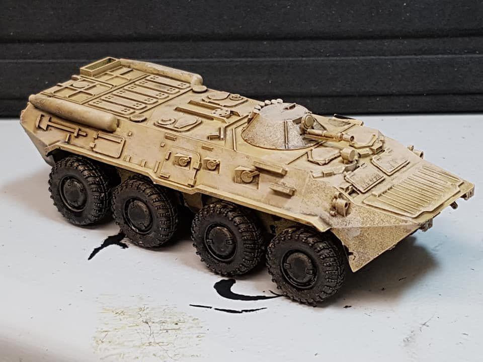 VMR04 Modern Russian BTR80
