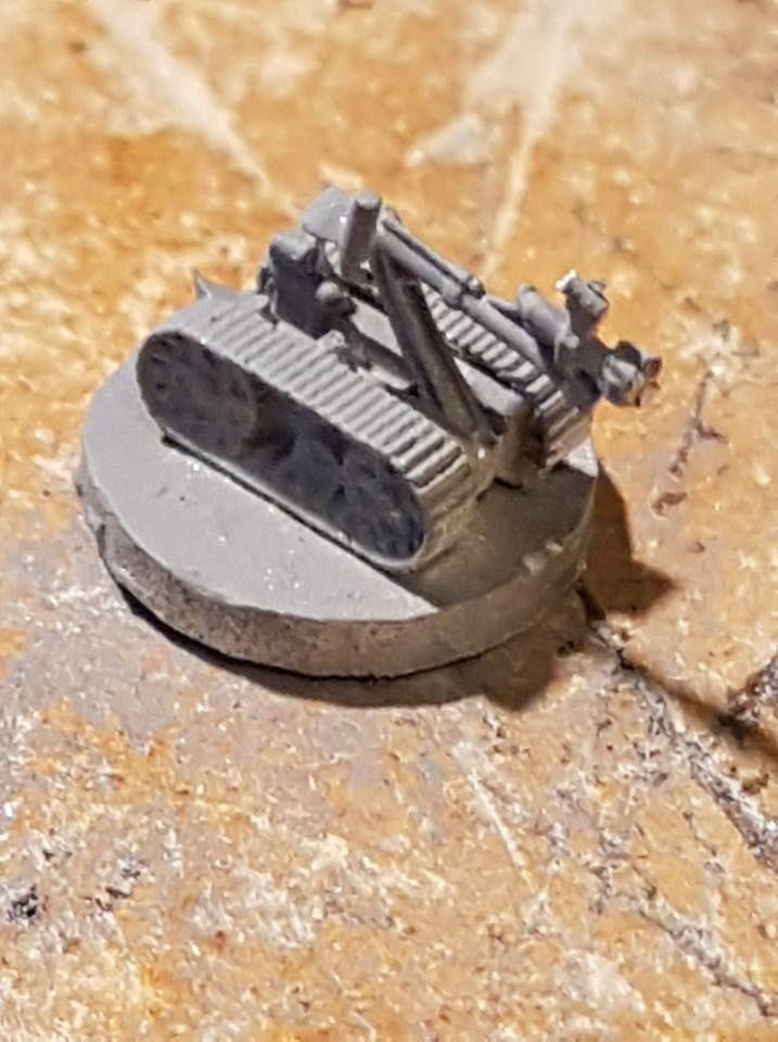 KIT28 EOD robot
