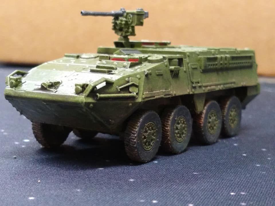 VMUS05A M1226 IAV Stryker