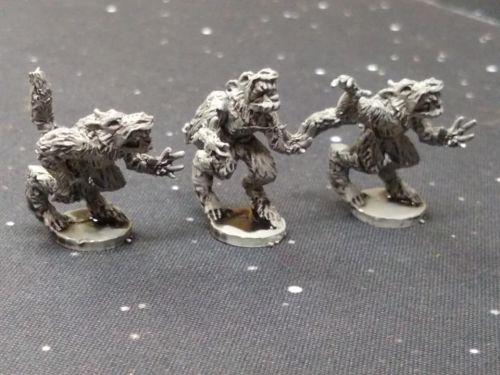 P43 3x Werewolves