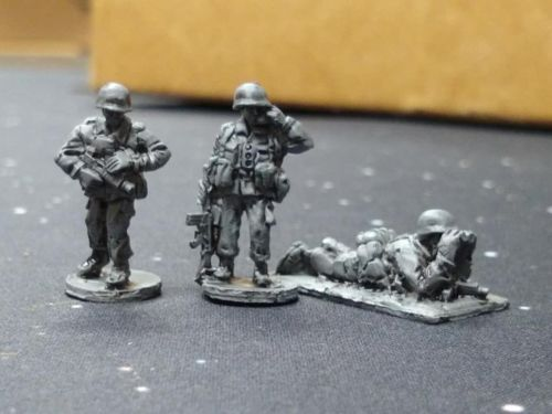 NAT15 Generic NATO HQ Officer, RTO and Spotter