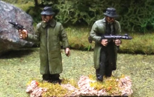 NKVD01 NKVD in trench coats and hats.