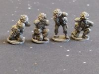 BW15 Gerneric crew weapon teams use with mortars, HE, ATG, MMG etc