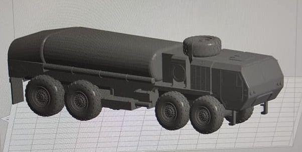 M978a4 Fuel Tanker Truck