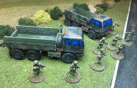 M1083 Medium truck