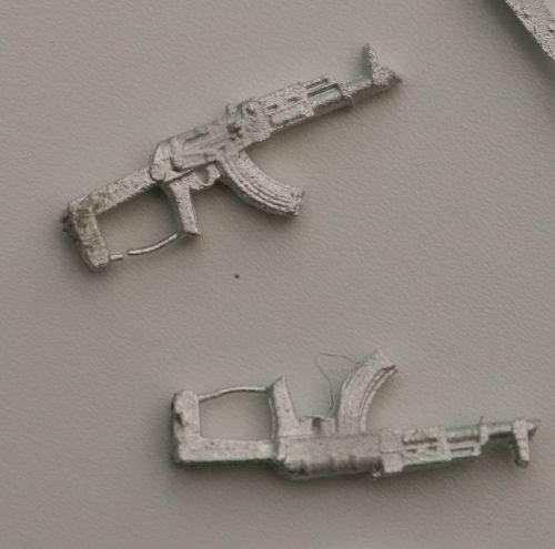 AK47S/AKMS Folding stock extended version
