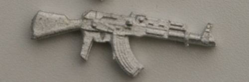 AK47/AKM The infamous weapon of the Soviets and seen all over the world.
