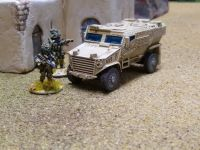 VBA01 Foxhound Armoured Transport (British Army)