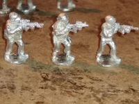 SRV28  Operators skirmishing
