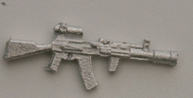 AK105 Tactikool Silenced version
