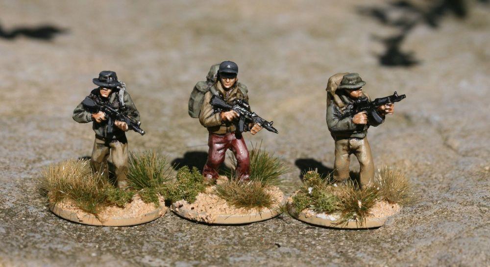 SRV29  Operators advancing
