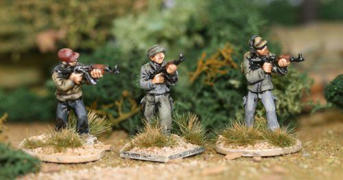 SRV25  Operators with 7.62 Ex Soviet Rifles
