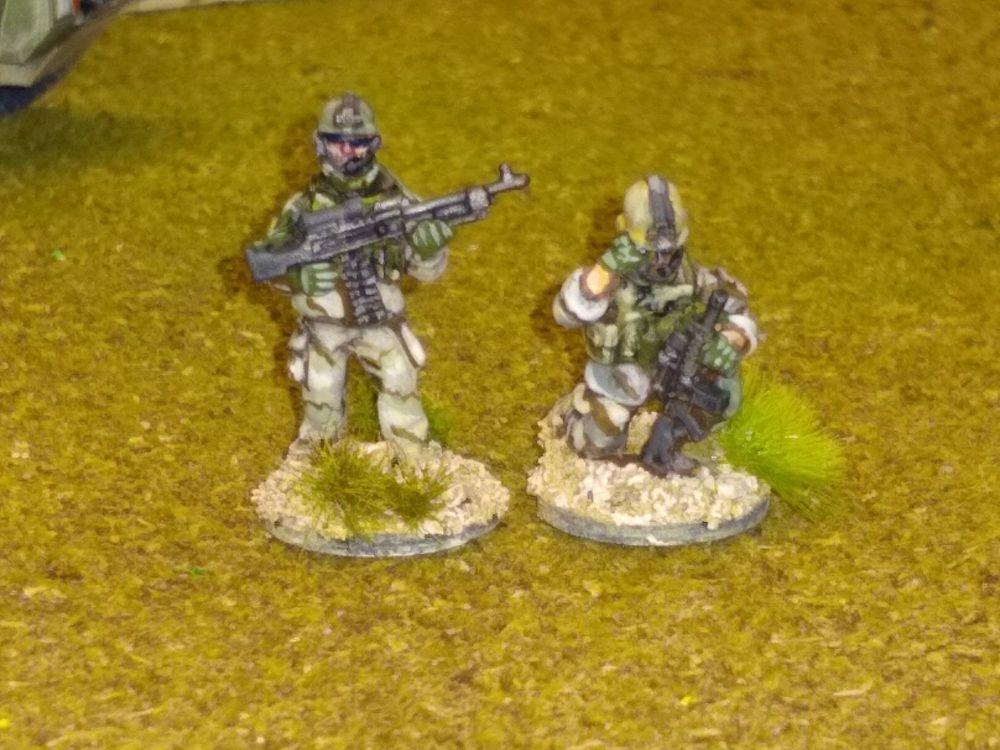 RNA01 Modern Dutch Army Support