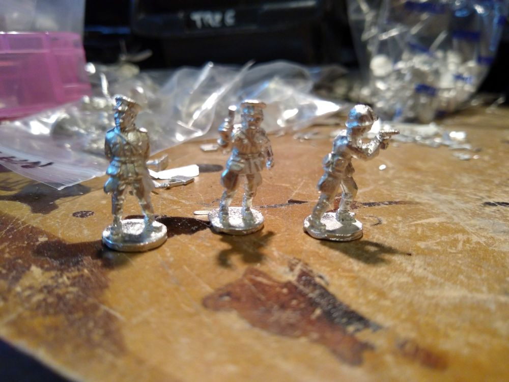 THA05 Thai Officers set A