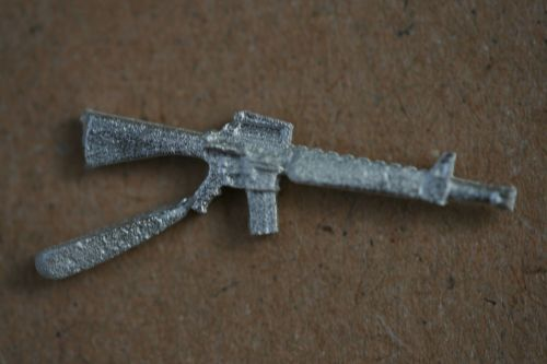 M16A1 The Vietnam issue M16 with 30 round magazine