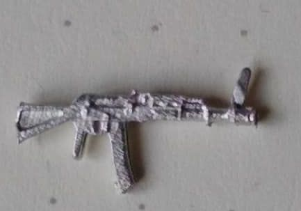 AK74S Side folding stock version