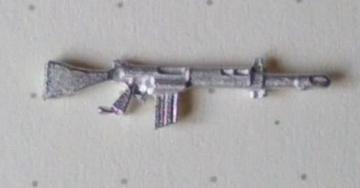 L1A1 or FAL SLR NATO Battle Rifle