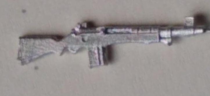 M14A1 US Battle Rifle