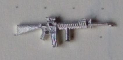 M16A3/A4  M16 with RIS rails and red dot