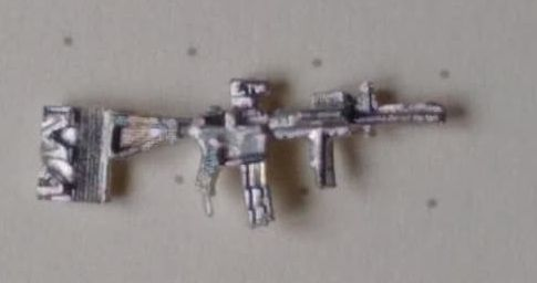 M4 SOPMOD upgrade (RIS, Optics etc)