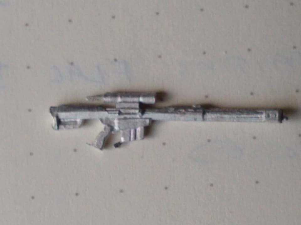 M82 Sniper rifle .50 cal