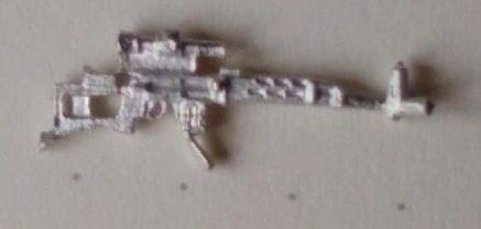 SVD Drugnov Sniper Rifle