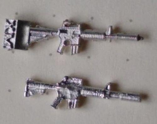 XM177 Vietnam carbine (later M4)