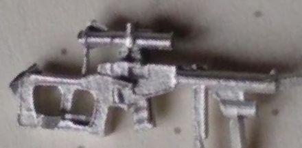 VSS2 Silenced Russian Sniper Rifle Modern version