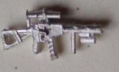 VAL Silenced Russian Rifle Modern version