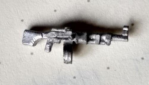 RPD Soviet LMG