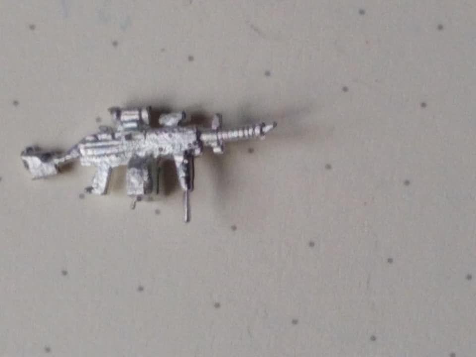 Mk48 SAW