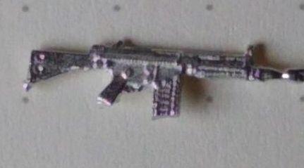 G3 - CETME Battle rifle