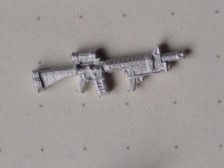 M16/C7 UGL Dutch Grenade launcher