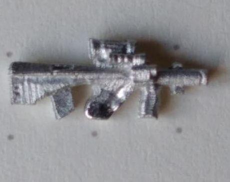 AUGmod Modernised Bullpup Rifle