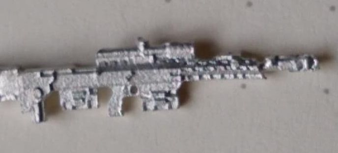 DSW 50cal Sniper Rifle