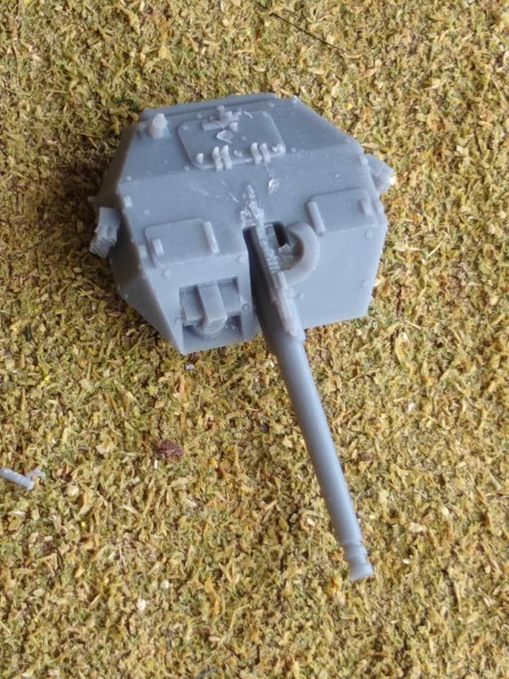 VMUS05Ct  Dragon turret Only