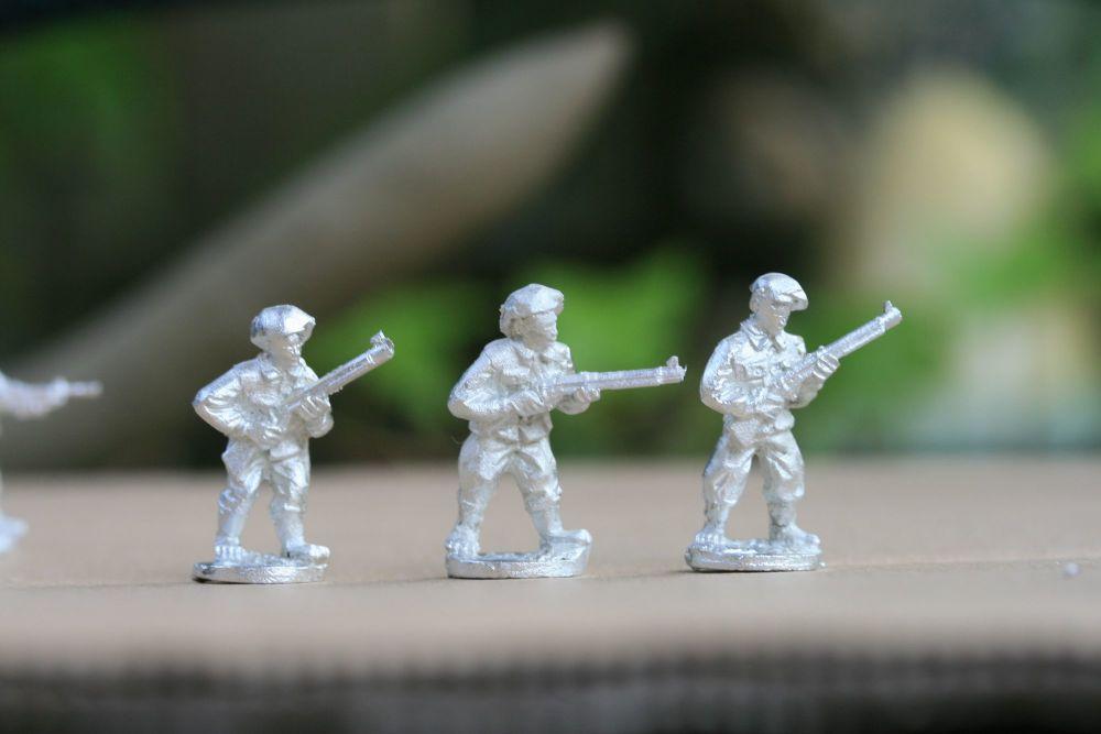 CAM02 Cambodian Militia Advancing