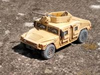 VMUS09a HMMWV M1116 up armoured with GHK Early version