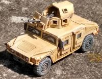 VMUS09b HMMWV M1116 up armoured with GHK Late version