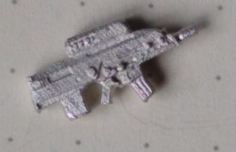 XM29 OICW Assault Rifle