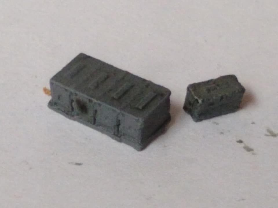 KIT31 NATO Ammo crates