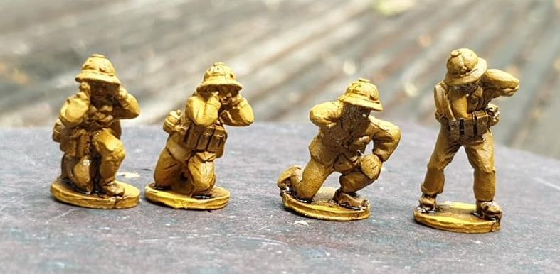 NVA10 North Vietnam Army generic gun crews