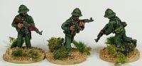 NVA03 North Vietnam Army Advancing with AK47