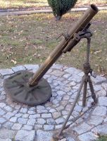 GUN16 82mm Mortar (Russian)