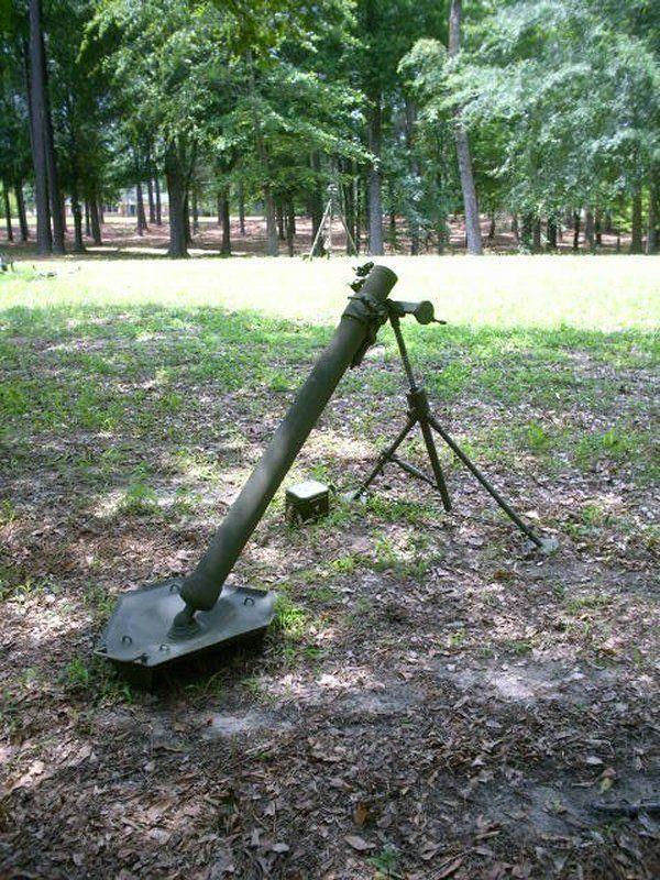 GUN06 81mm Mortar (generic)